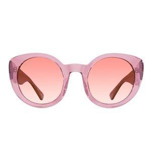 Pink Luna Diff Sunglasses